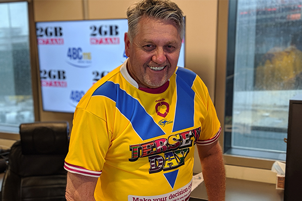 Jersey Day: Get involved to support organ donation