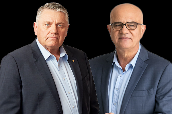 John Stanley confronts Ray Hadley on 31-year-old 'injustice'