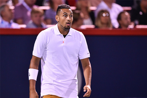 'Absolute tool' Nick Kyrgios has another major outburst