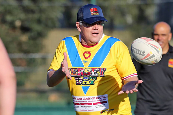 Article image for How did Scott Morrison rate as a water boy?