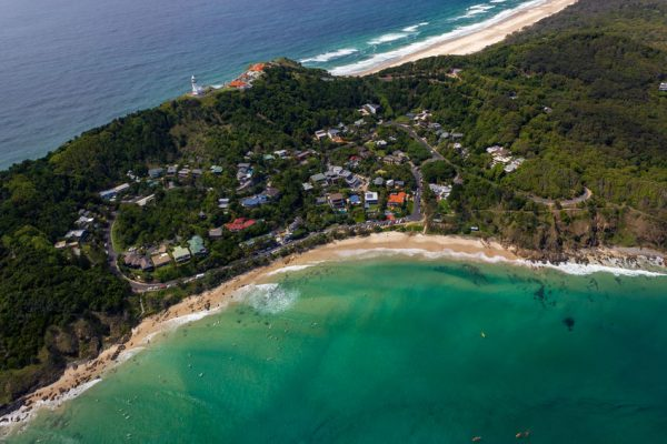 Article image for Scuba diver dies at Byron Bay