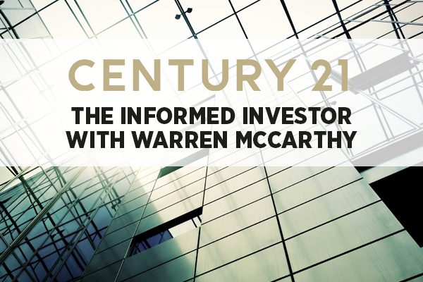 Informed Investor with Warren McCarthy, October 14