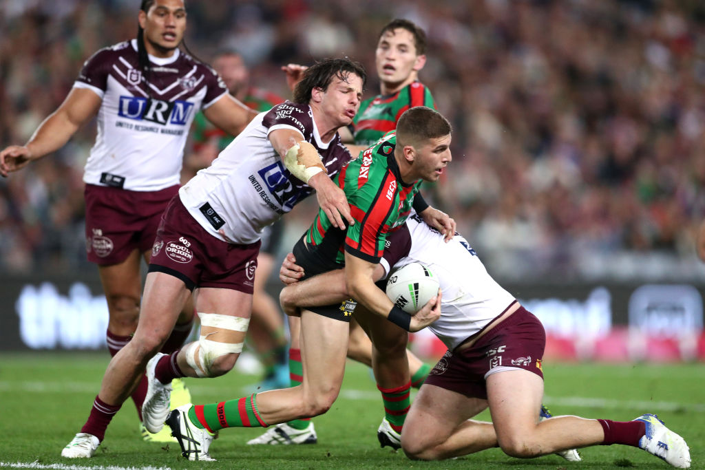Richo 'fair dinkum' about helping the Rabbitohs survive