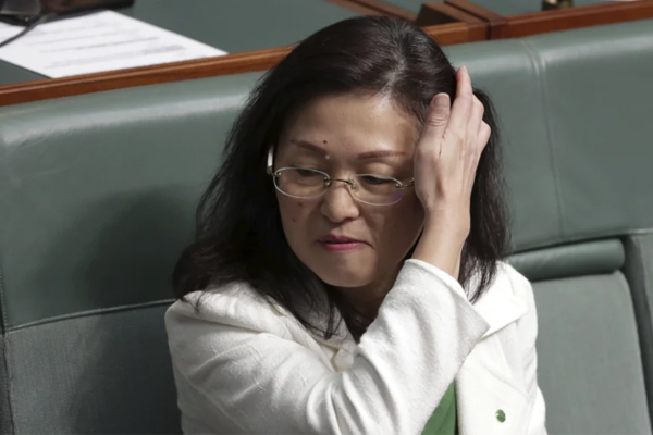 Barnaby Joyce says Gladys Liu saga is 'why we have ASIO'