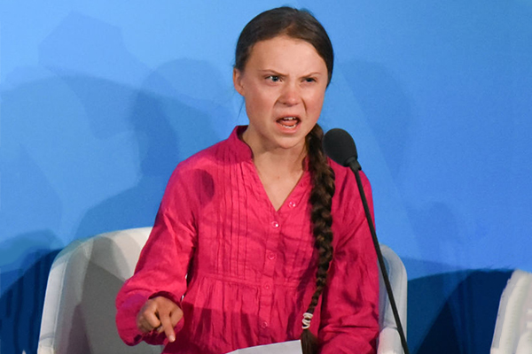'How dare you!': Greta Thunberg attacks world leaders at climate conference
