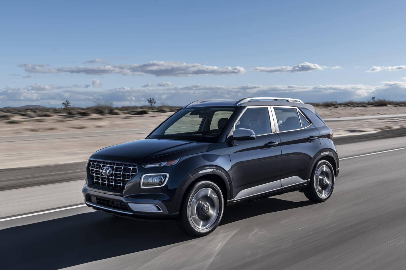 Hyundai launches a new compact SUV – the Venue