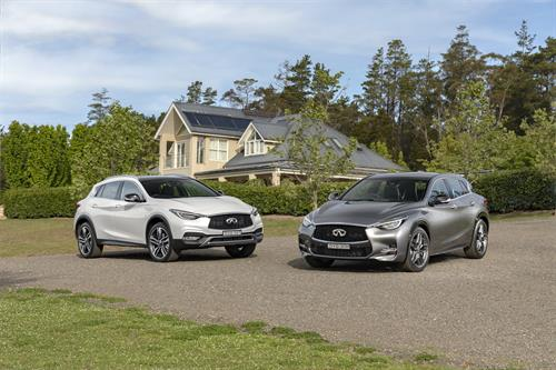 Slow selling Infiniti brand to call it quits in Australia at the end of next year