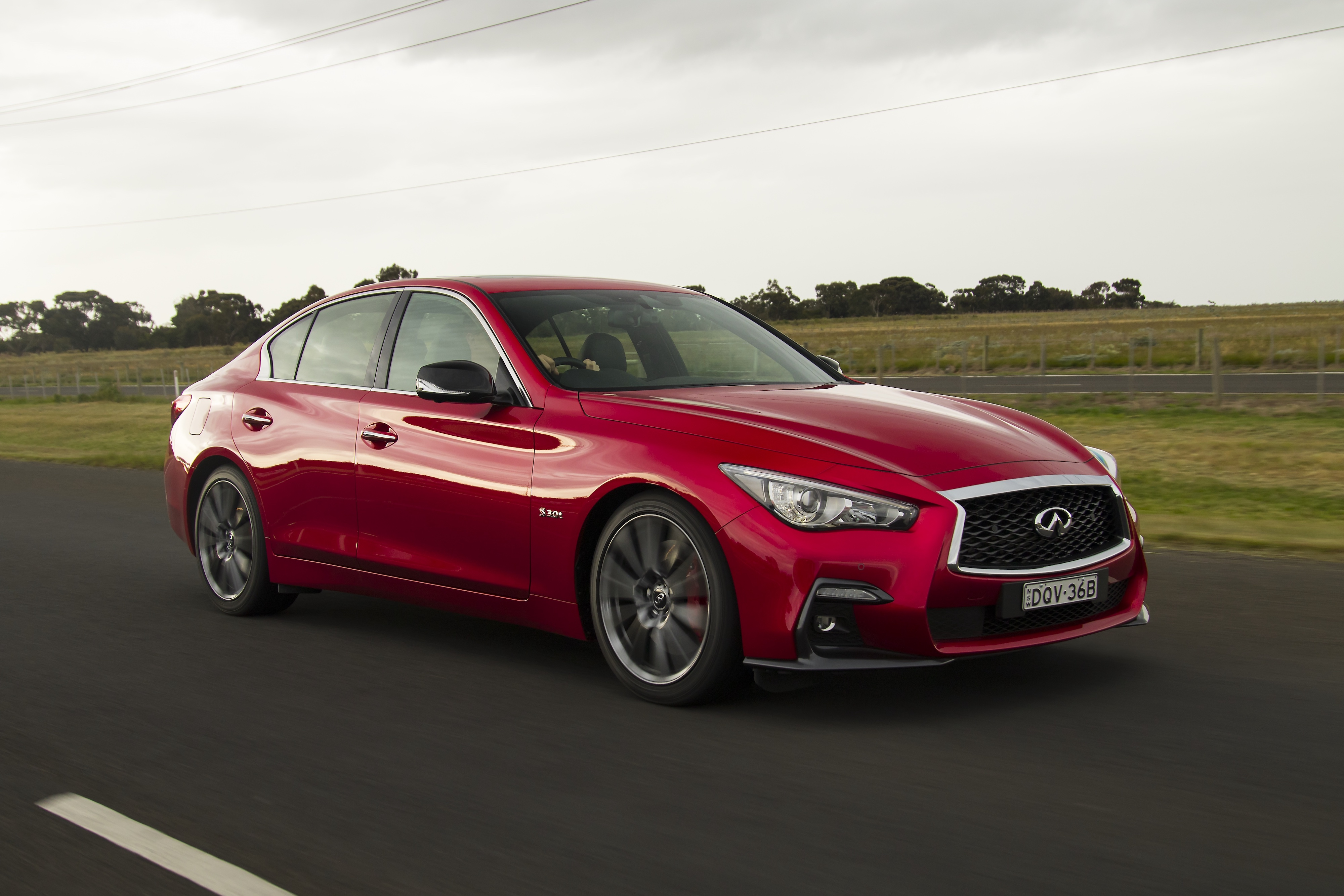 Infiniti brand withdrawing from Australian marketplace from the end of next year