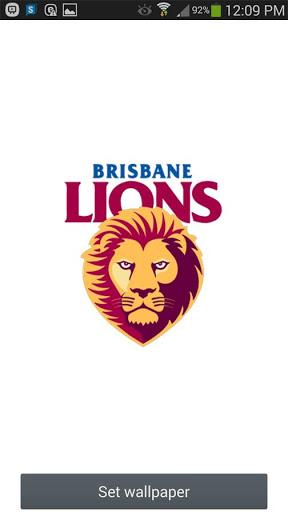 Brisbane Lions ready to Roar!