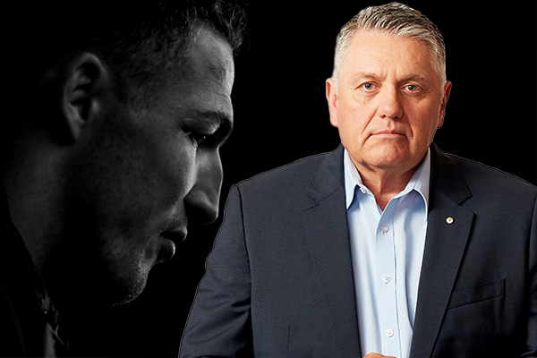 Article image for Ray Hadley's advice to Sam Burgess after judiciary criticism
