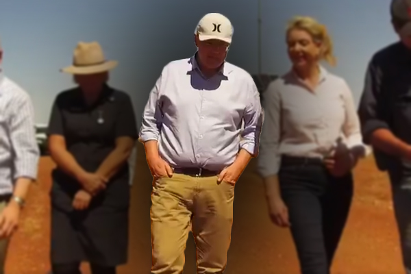 Alan Jones comes down hard on PM's drought relief package