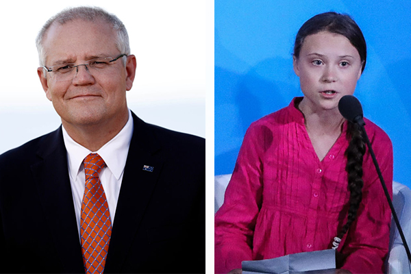 Article image for Mark Latham defends PM's absence from climate summit