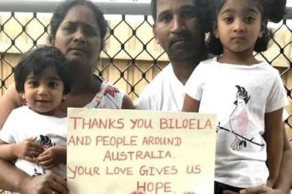 'Disgusting and disgraceful': Alan Jones calls for PM to stop deportation of Sri Lankan family