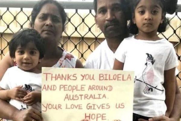 Sri Lankan family granted more time in Australia