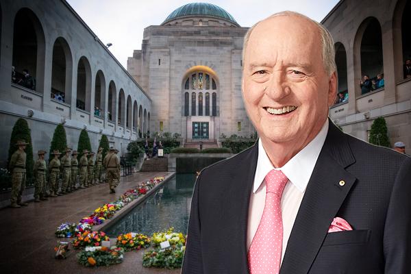 'This man is a national treasure': Alan Jones heaps praise on extraordinary Australian