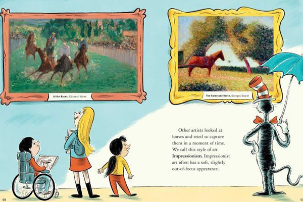 Article image for Long-lost Dr. Seuss book brought to life by Aussie artist