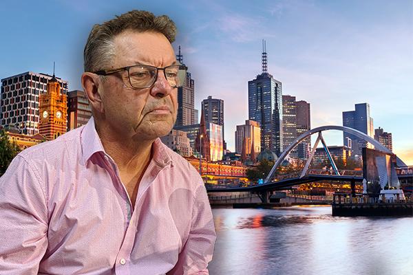 'Melbourne has lost the plot': Steve Price