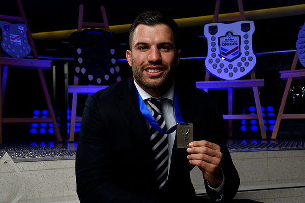 James Tedesco makes history at the NSW Blues awards night
