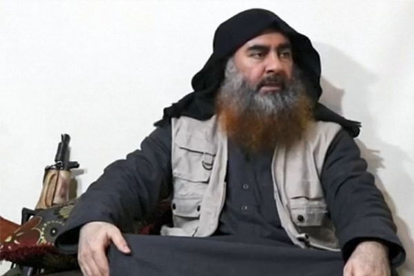 Islamic State leader killed in US raid