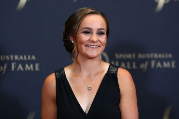 Ash Barty wins 'The Don' award