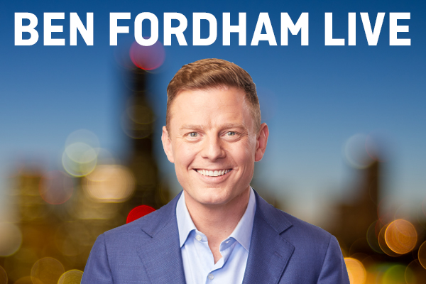 Ben Fordham Live podcasts