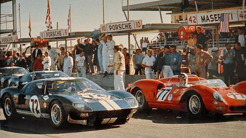Ford versus Ferrari – new movie to stir the blood of motor racing fans
