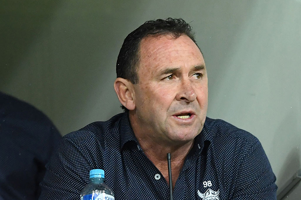 Article image for Ricky Stuart watching for mental health 'red flags'