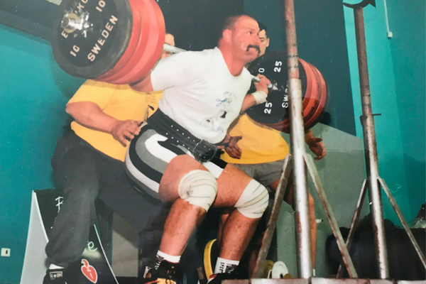 Article image for Australia's strongest man speaks out on World Mental Health Day