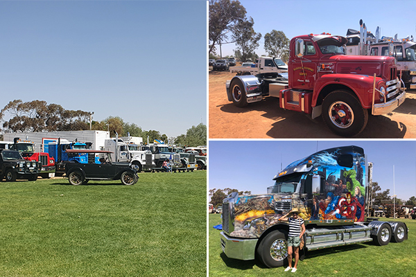 Article image for GALLERY | Photos from the Ivanhoe Truck, Car, Bike and Tractor Show