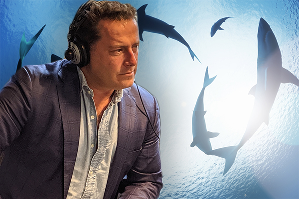 Article image for Karl Stefanovic challenges QLD government over the removal of shark drumlines