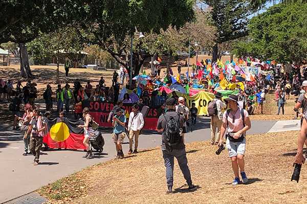 Climate protesters cause chaos across the country