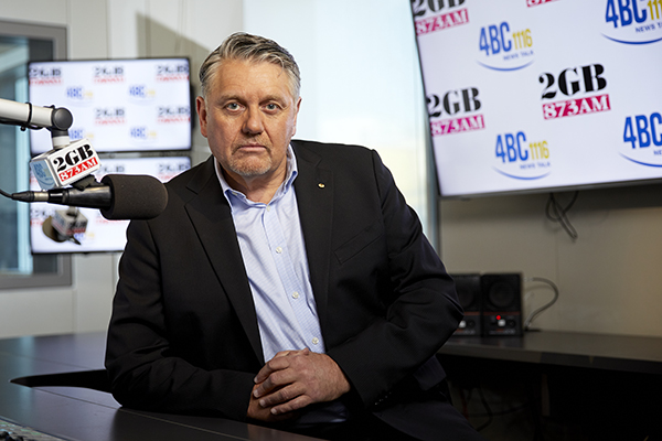 Ray Hadley lambasts 'duck-shoving' officers after abuse of Hayne's victim