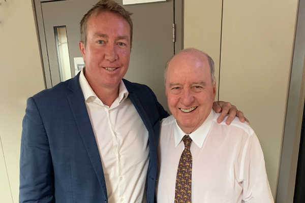 Article image for 'We've got to get better': Roosters coach Trent Robinson addresses NRL player behaviour