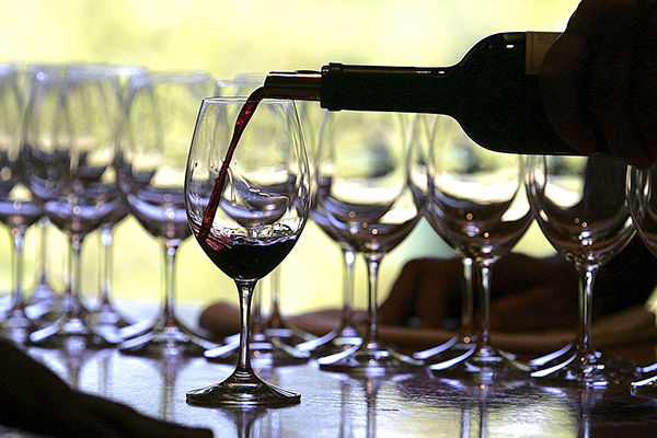 Food and Wine, Friday 6th March