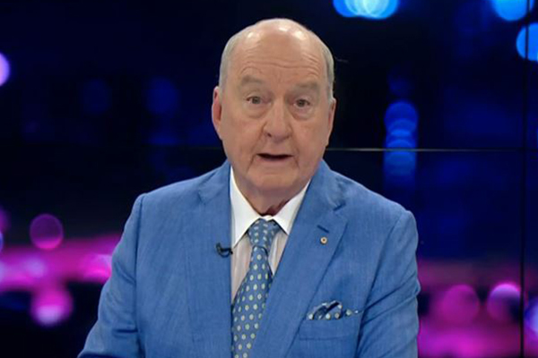 Article image for 'I don't apologise': Alan Jones explains why he teared-up on air