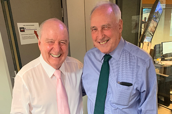 What Paul Keating would do if he was Prime Minister today