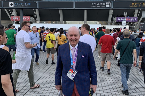 Article image for Alan Jones expecting Tokyo 2020 to be 'one of the great Olympic Games'
