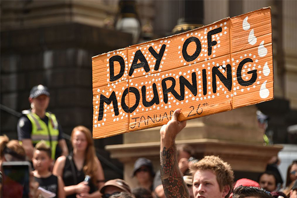 Article image for Council to hold 'Morning of Mourning' ceremony on Australia Day