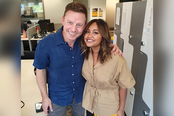Article image for Jessica Mauboy storms to the top of the ARIA charts with 'HILDA'