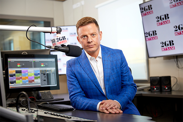 Article image for 'I won't be changing': Ben Fordham hits back against Guardian 'spray'