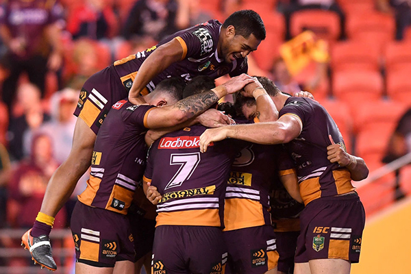 Article image for 'Pitiful embarrassment': Broncos founding father rips shreds off NRL decision