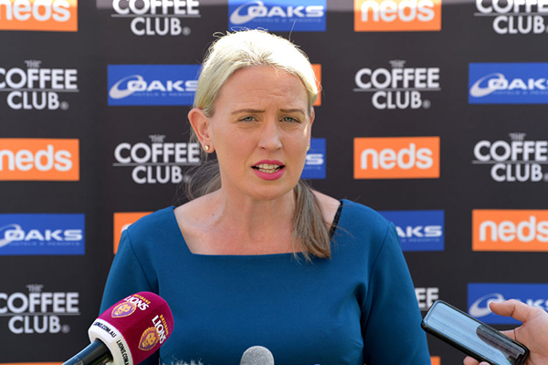 QLD minister 'absolutely gutted' over missing out on NRL grand final