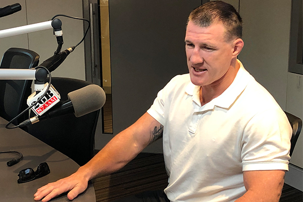 Article image for Paul Gallen: 'We can't call it the Telstra premiership'