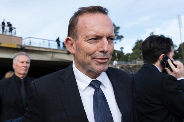 Tony Abbott joins board of Australian War Memorial