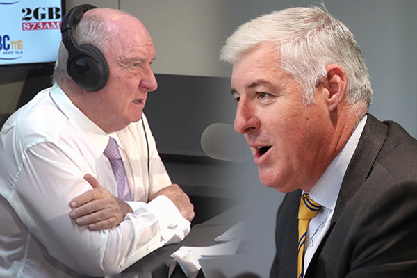 Article image for 'Go now!': Alan Jones launches blistering attack on Rugby Australia boss