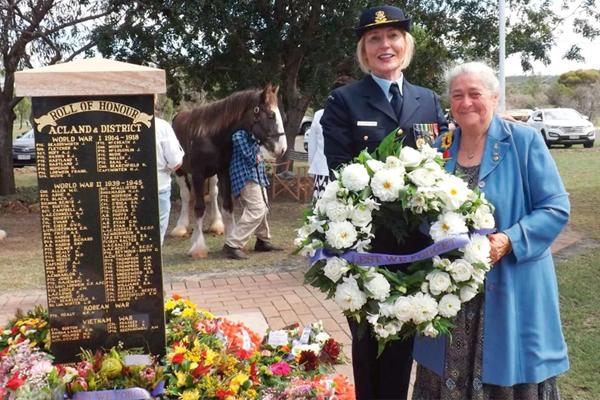 'Most special day of my life': Catherine McGregor visits Alan Jones' hometown