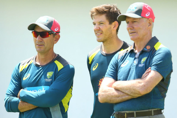 Article image for Greg Chappell's frank response over claims of a lack of communication with players