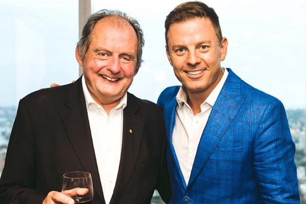 Article image for 'Dad would've agreed': Ben Fordham explains why he's back on-air