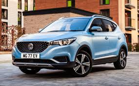 MG's popular small ZS SUV soon to arrive in electric form but comes at a price premium