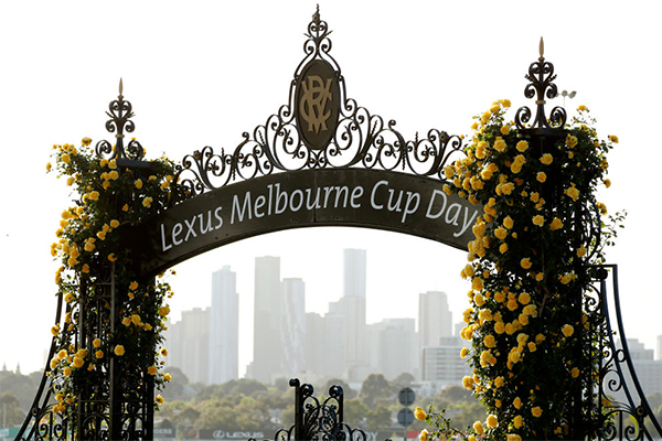 Article image for The Alan Jones guide to the Melbourne Cup